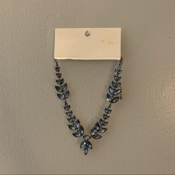 Blue Fancy Necklace
